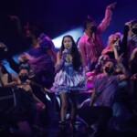 Justin Bieber, the Korean band BTS and Olivia Rodrigo triumph on MTV at a gala with an audience