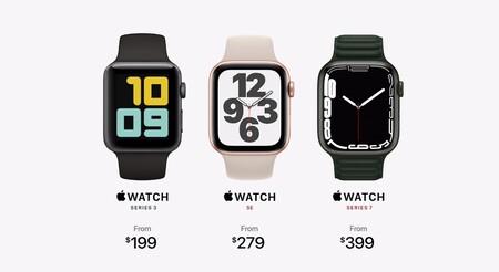 apple watch series 7 precio