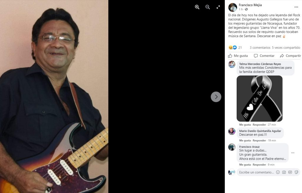 1631747623 26 Guitarist Augusto Gallegos founder of the musical group Llama Viva