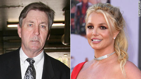 Britney Spears' father asks to end guardianship