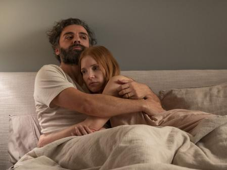 A scene from the series 'Scenes of a marriage', premiered this Monday on HBO Spain