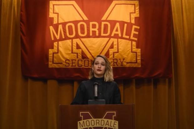 "What will happen to Moordale in season 4 of ""Sex Education""? (Foto: Netflix)"