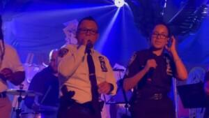 Banda La Jara: Represents Hispanics in NYC Police