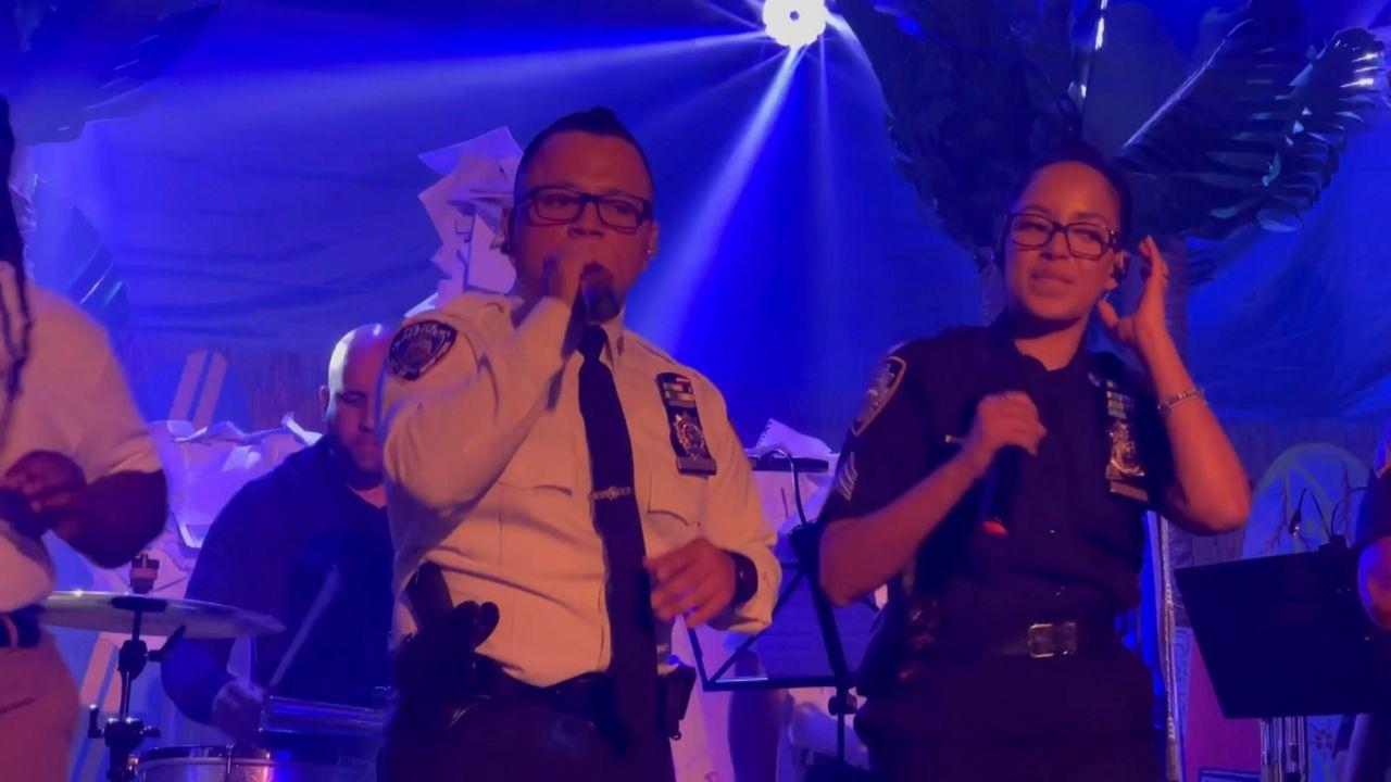 1631945334 Banda La Jara Represents Hispanics in NYC Police