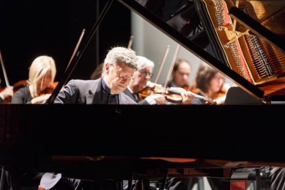 Francesch, a Uruguayan pianist who has excelled on big stages. Photo: Diffusion