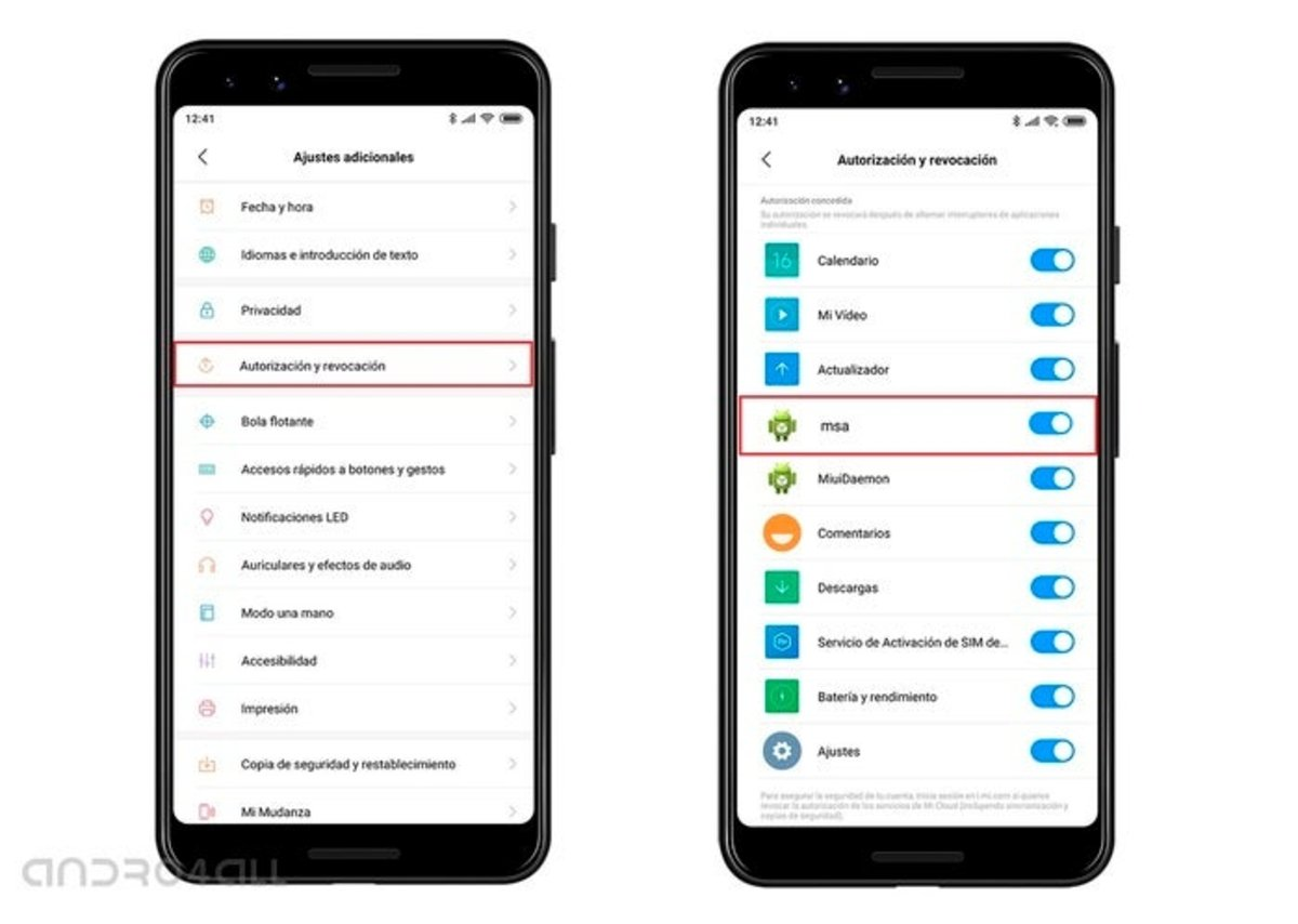 Remove Xiaomi advertising