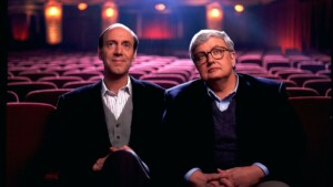 Roger Ebert and Gene Siskel: two eternal rivals who ended up being the most famous film critics in the world