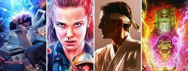 13 series and movies on Netflix to enjoy a nostalgic binge