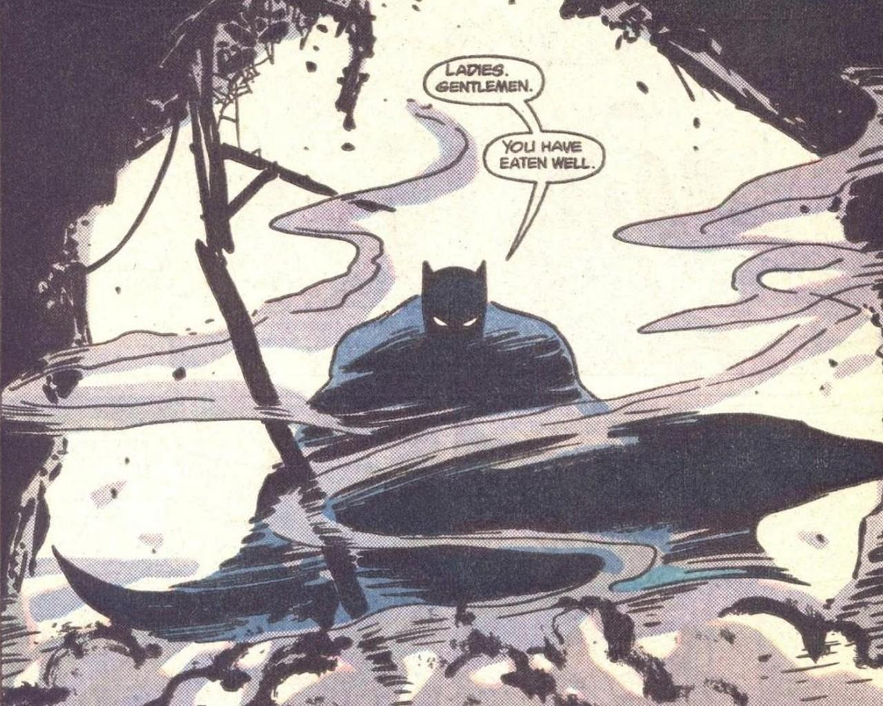 batman comic year one dia de batman
