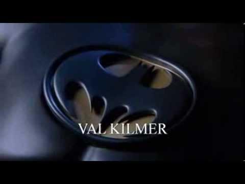 Batman Forever Trailer Audio latino