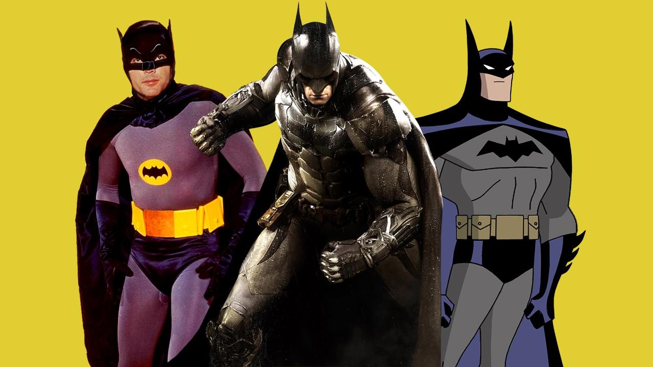 1632062369 Batman Day 5 versiones de el Caballero de la Noche