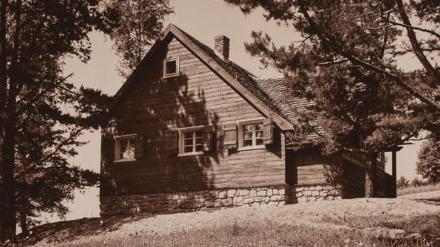 Los combatientes de la resistencia a menudo se escondían en la casa de campo del bosque de Gardiner. (GETTY IMAGES).