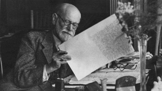 Gardiner pagó la casa de Londres en la que vivió Sigmund Freud tras el Anschluss. (GETTY IMAGES).