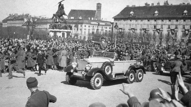 Austria fue tomada por una dictadura fascista en la década de 1930 antes de que la Alemania nazi se anexionara el país en 1938. (GETTY IMAGES).