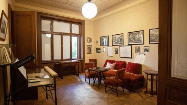 El viaje de Gardiner a Viena estuvo motivado por su admiración al psicoanalista Sigmund Freud. (GETTY IMAGES).