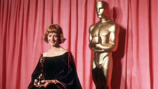 Redgrave ganó el Oscar a la mejor actriz de reparto por su interpretación en Julia. (GETTY IMAGES).