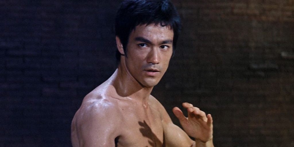 Bruce Lee was a Clint Eastwood to the east