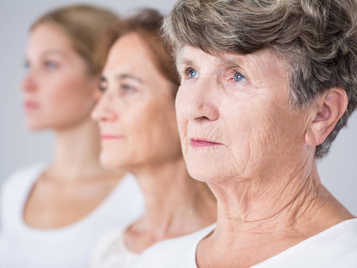 Photo: A new therapy to delay aging (Getty)