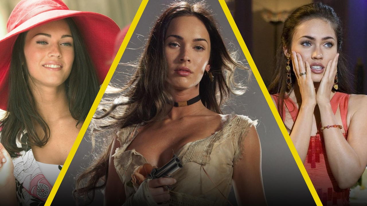 1632106241 Confessions of a typical teenager and other Megan Fox films