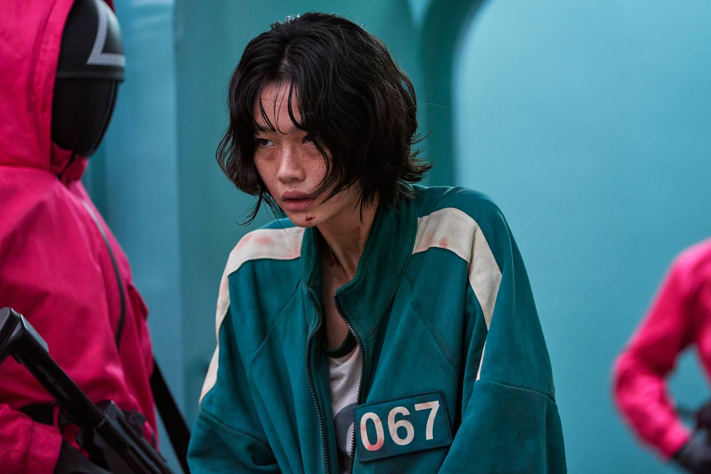 1632120920 397 The Squid Game the deadly Korean drama that captivates and