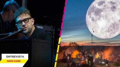 Damon Albarn reveals why his concert at the Globe Theater will be unique