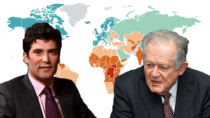Two Colombians among the 500 richest on the planet: Alejandro Santo Domingo and Luis Carlos Sarmiento Angulo - Diario La Libertad - Newspaper of Colombia.