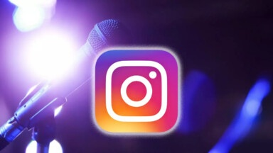 Find the soundtrack for your Instagram stories and reels
