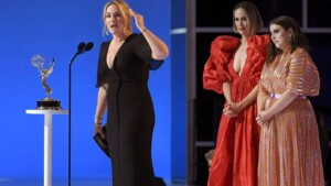 Emmy: Kate Winslet, Ewan McGregor and Jason Sudeikis the winning actors in the series and miniseries