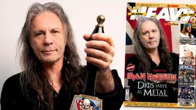 "Bruce Dickinson (Iron Maiden) On Pandemic Concerts: ""The Experience Sucks""   MariskalRock.com"