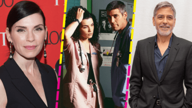 Emergencies! This is how the protagonists of 'ER' look today