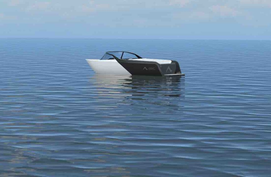 After working for Elon Musk these engineers have created an electric boat worth 250,000 euros   electric car forum