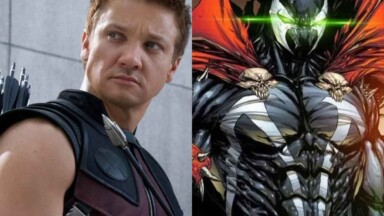 Reason Jeremy Renner signed on for the Spawn reboot
