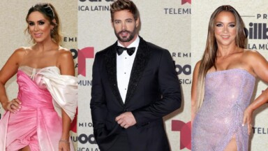 All the red carpet looks from the 2021 Billboard Awards