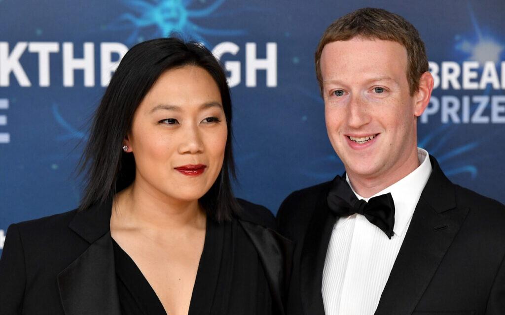 1632530553 Mark Zuckerberg and Priscilla Chan donated 13 million to