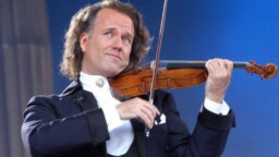 André Rieu: everything you need to know about tickets for his concerts in Uruguay