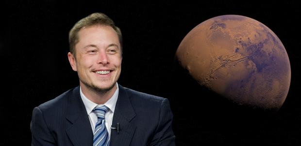 Elon Musk (Foto: Pixabay)