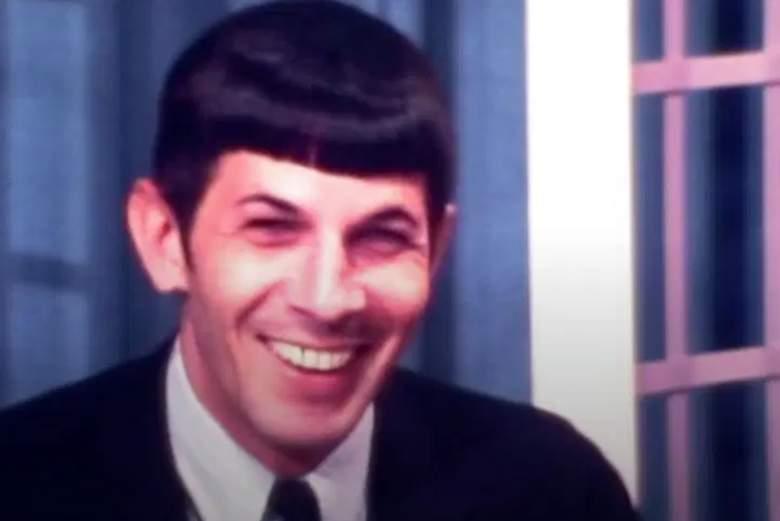 1967 Interview Reveals Leonard Nimoys Ear Grooming