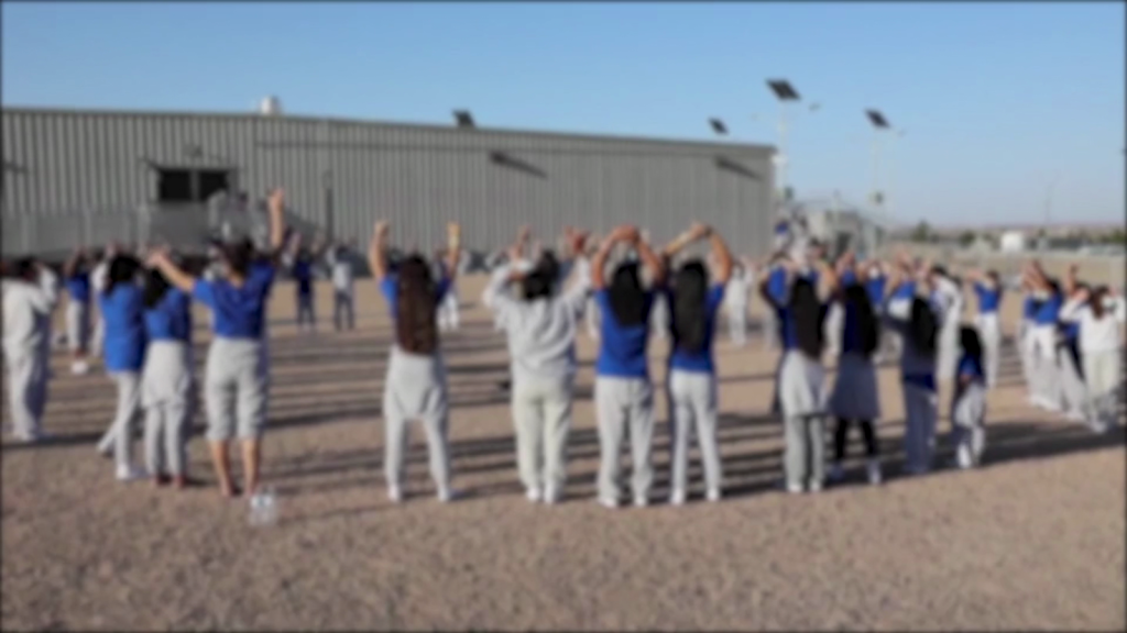 Immigrant minors report abuse in shelter