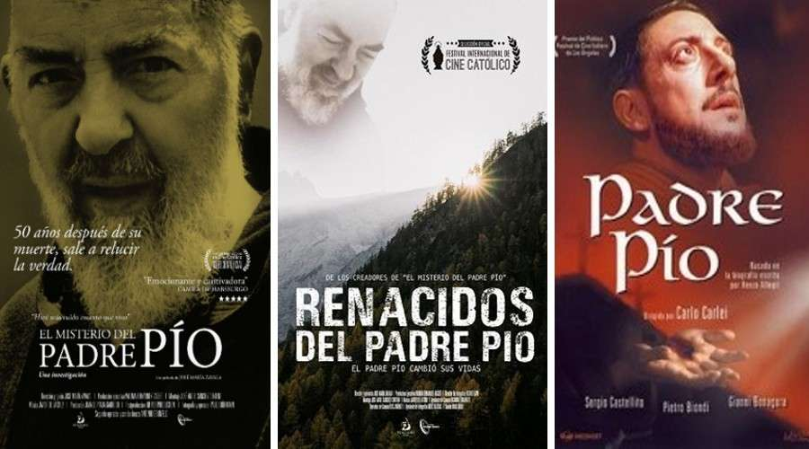 5 films about the life and legacy of Saint Pio