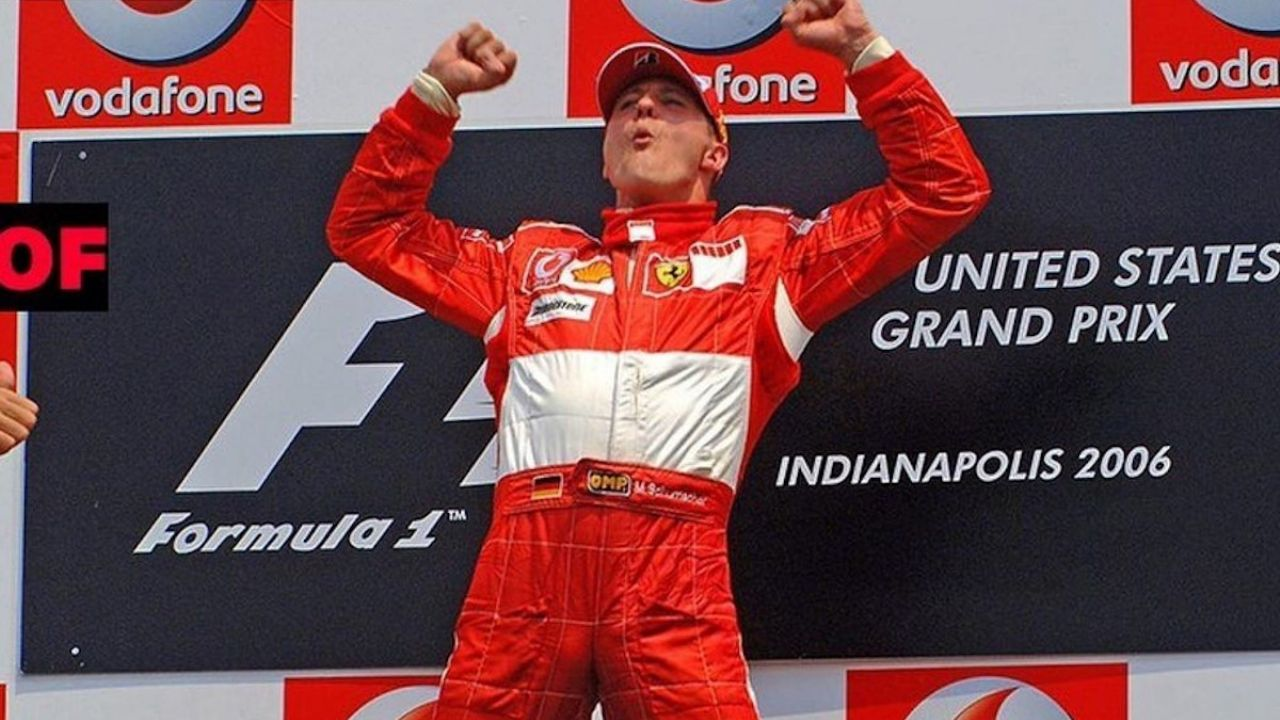 5 reasons to watch Schumacher the Netflix documentary about the