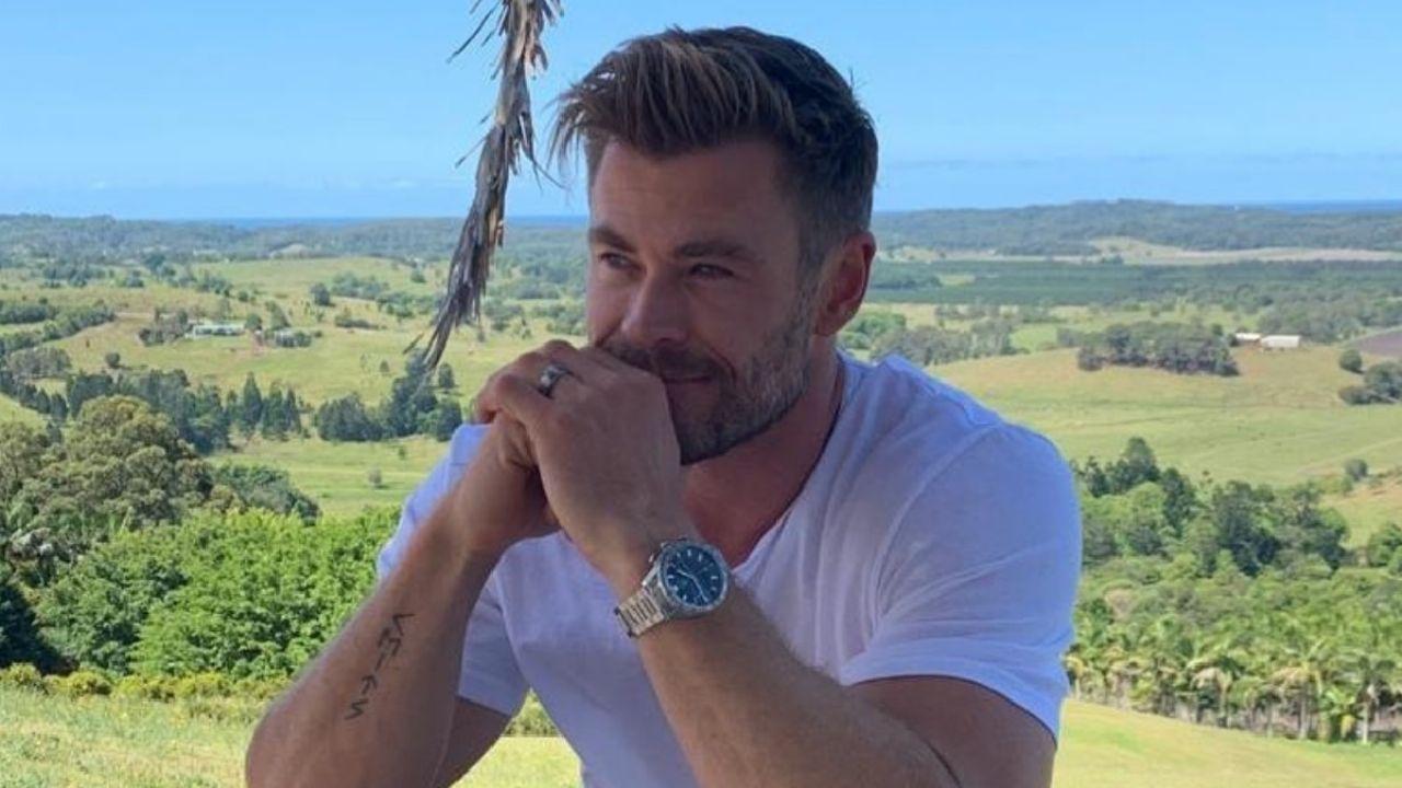 A Chris Hemsworth MOVIE on Netflix that is a far