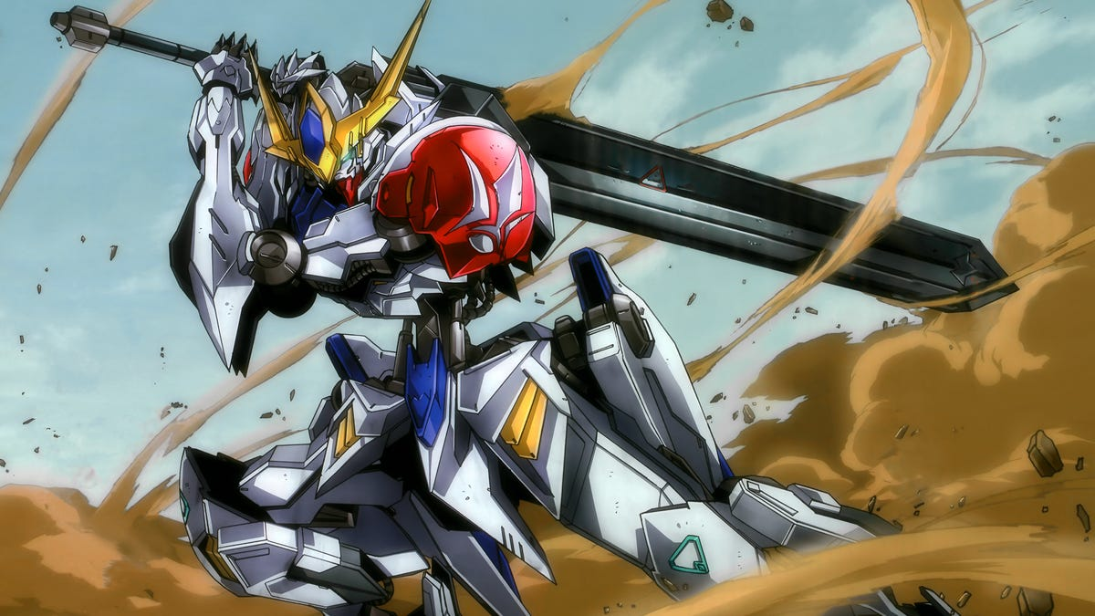 A new series of the mythical anime Gundam in development