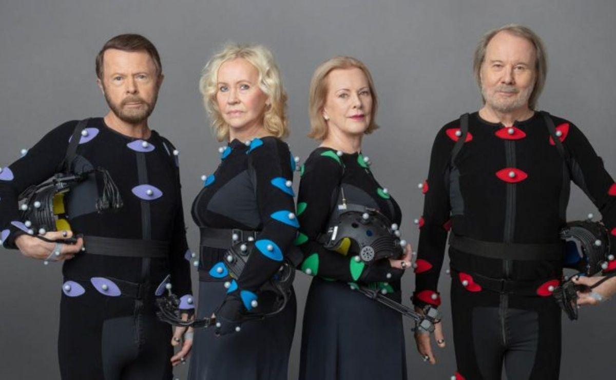 ABBA's 'comeback' 40 years later: new album, same energy, more modern!