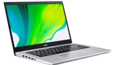 Acer Aspire 5 A514-54-165, Ultrabook 14 ″ silver cheap versatile compact fast thin and light on the go 10h