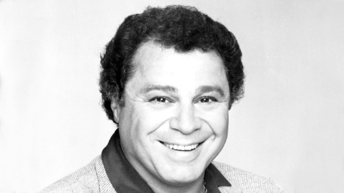 Actor and comedian Art Metrano star of the films Crazy