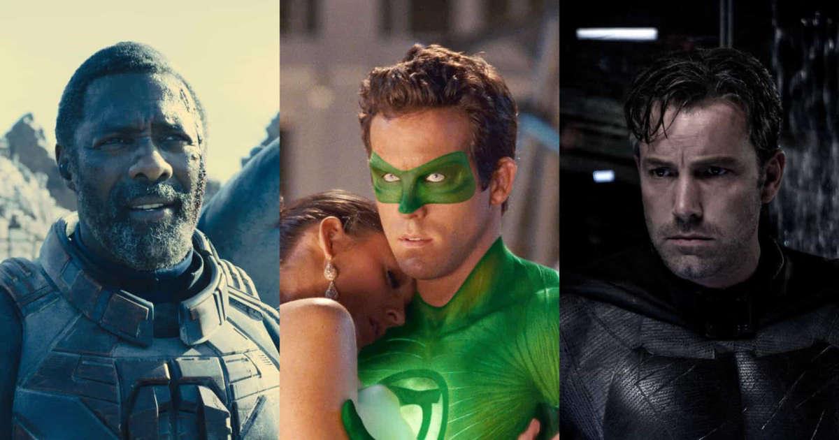 Actores que han salido tanto en películas de Marvel como de DC
