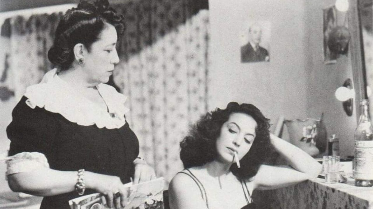 Actress of the Cine de Oro shone with Pedro Infante