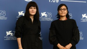 Afghan filmmakers plead for help at Venice film festival