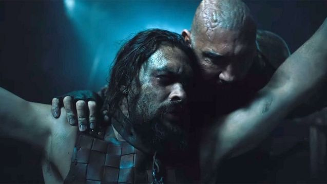 After Dune and See Jason Momoa could find Dave Bautista