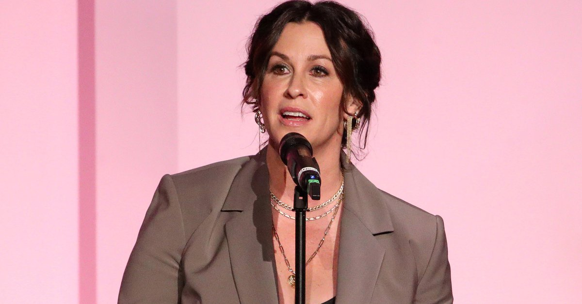 Alanis Morissette said that at the age of 15 she was raped by several men